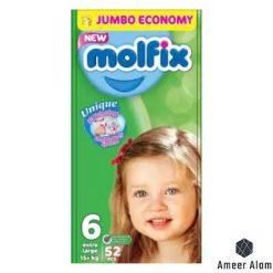 molfix-baby-diaper-3d-xl-52-pcs-jumbo-pack-15-kgs -size-6