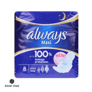 Always maxi-thik-extra-long-8-pads