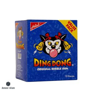 hilal-ding-dong-chewing-gum-(pack Of 72)