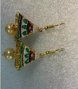 meenakari-earrings