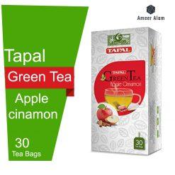 Tapal Green Tea Bags apple-cinamon-30-tea-bags
