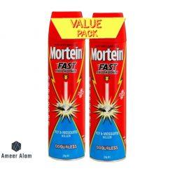 mortien-fly-&-mosquito-killer-spray-odourless-(value-pack)-350g