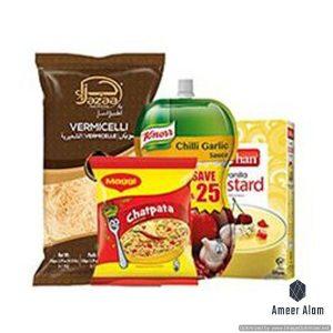 Noodles Sauces & Instant Food