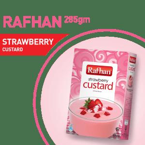 Strawberry-custard-rafhan-285gm