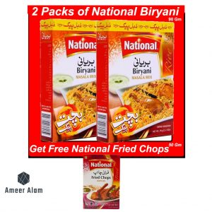 two-packs-of-national-biryani-90gm-&-get-free-fried-chops-50gm