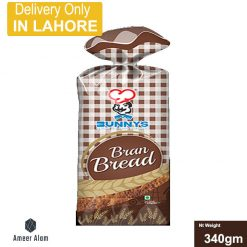 Bunny's Bran Bread - 340GM