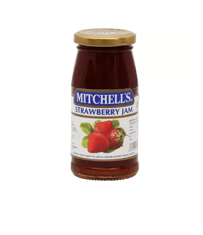 mitchells-strawberry-jam