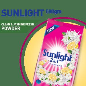 Sunlight-clean-&-jasmine-fresh-500gm