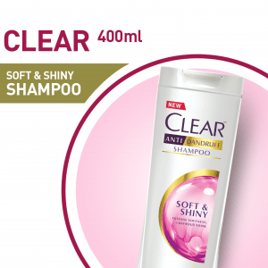 Clear-soft-&-shiny-400ml