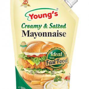 Creamy Salted 500ml