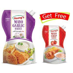 youngs-mayo-garlic-mayo-chup-free