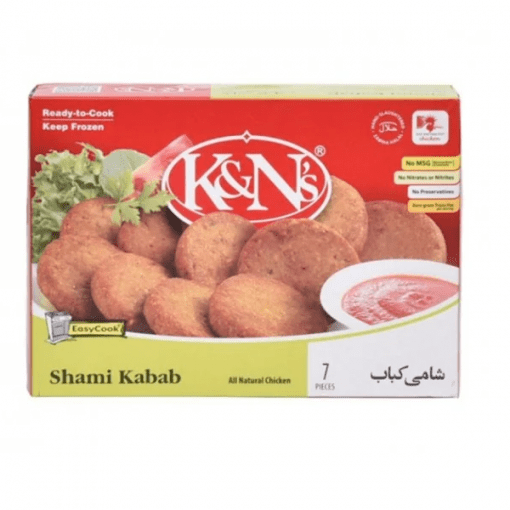 k&n's-shami-kabab