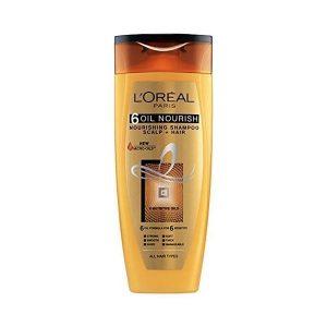 loreal-paris-6-oil-nourish-shampoo-175ml