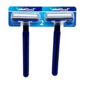 gillette-blue-II-disposable-razor-pack-Of-2